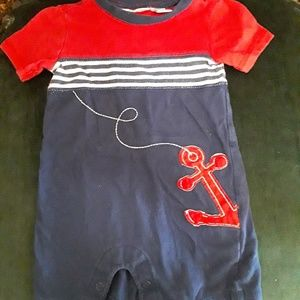 🌹BUNDLE 3 SAVE 30% Anchor Baby Romper